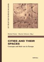 Cities and their spaces