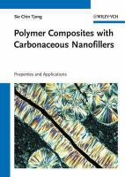 Polymer Composites With Carbonaceous Nanofillers