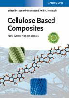 Cellulose Based Composites
