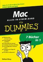 Mac fur Dummies - Alles-in-einem-Band