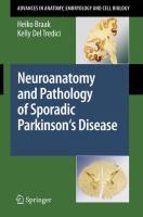 Neuroanatomy and Pathology of Sporadic Parkinson's Disease