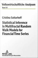 Statistical Inference In Multifractal Random Walk Models For Financial Time Series