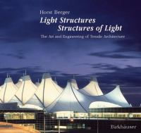 Light Structures, Structures of Light