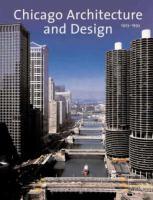 Chicago Architecture and Design, 1923-1993