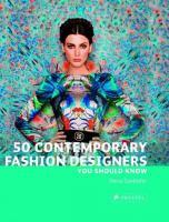 50 Contemporary Fashion Designers You Should Know
