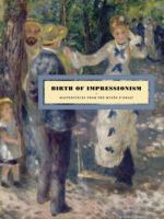 Birth of Impressionism