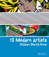 13 Modern Artists Children Should Know