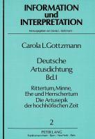 Deutsche Artusdichtung