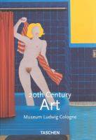 20th Century Art, Museum Ludwig, Cologne