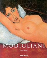 Amedeo Modigliani, 1884-1920