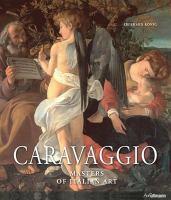 Michelangelo Merisi Da Caravaggio, 1571-1610