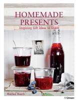 Homemade Presents