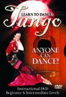 Learn to Dance Tango
