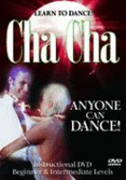 Learn to Dance Cha Cha