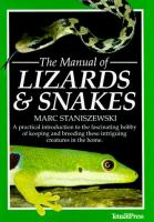 The Manual of Lizards & Snakes