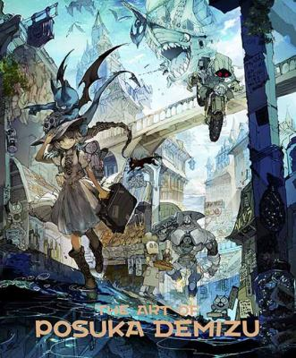 Cover image for The Art of Posuka Demizu