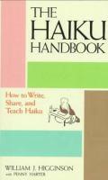The Haiku Handbook