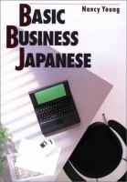 Basic Business Japanese