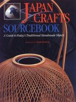 Japan Crafts Sourcebook