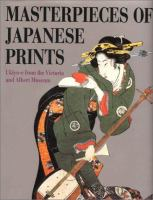 Masterpieces of Japanese Prints