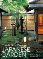 Create your Own Japanese Garden