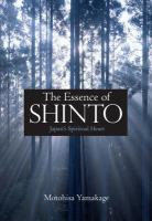 The Essence of Shinto