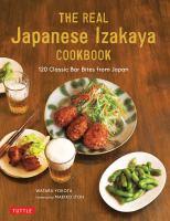 Cover of The Real Japanese Izakaya