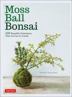Moss Ball Bonsai
