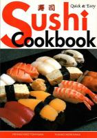 Quick & Easy Sushi Cook Book
