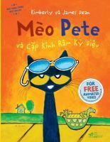 Mèo Pete và cặp kính râm kỳ diệu