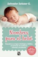 Nombres para el bebé