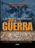 Las 33 estrategias de la guerra