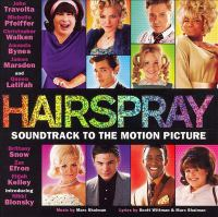 Hairspray soundtrack to the motion picture
