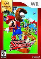 Mario super sluggers [interactive multimedia (video game for Wii)].