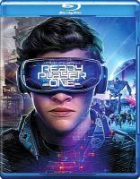 Ready player one [videorecording (DVD)]
