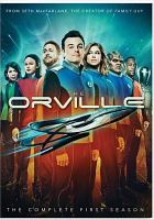 The Orville. The complete first season [videorecording (DVD)]