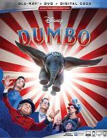 Dumbo (BD/DVD Combo)