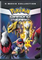 Pokemon Diamond and Pearl 4-movie Collection