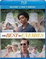 The Best Of Enemies (BD/DVD Combo)