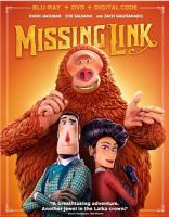 Missing Link (BD/DVD Combo)