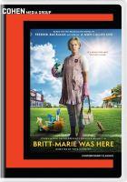 Britt-Marie var här: Britt-Marie was here