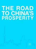 The Road to China's Prosperity