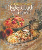 A Princely Legacy, Hyderabadi Cuisine
