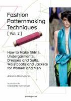 Fashion Patternmaking Techniques