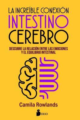 La increible conexion intestino cerebro book jacket