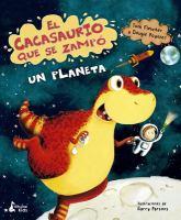 EL CACASAURIO QUE SE ZAMPo UN PLANETA/ THE DINOSAUR THAT POOPED A PLANET!