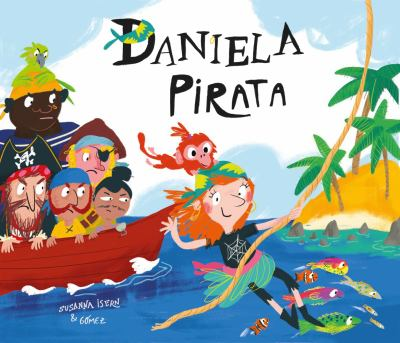 Cover image for Daniela Pirata