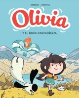 Cover of Olivia, volume 1: Y el gen