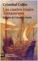 Los cuatro viajes ; Testamento