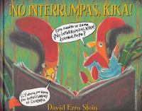 ¡No interrumpas Kika!